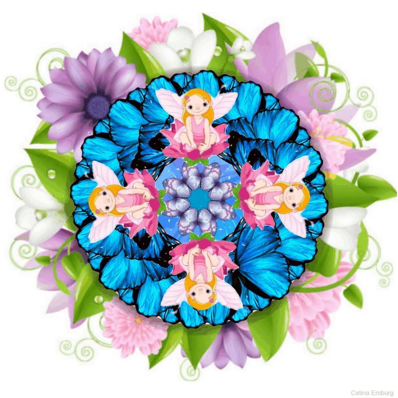7 Mandalas Para Imprimir Celina Emborg