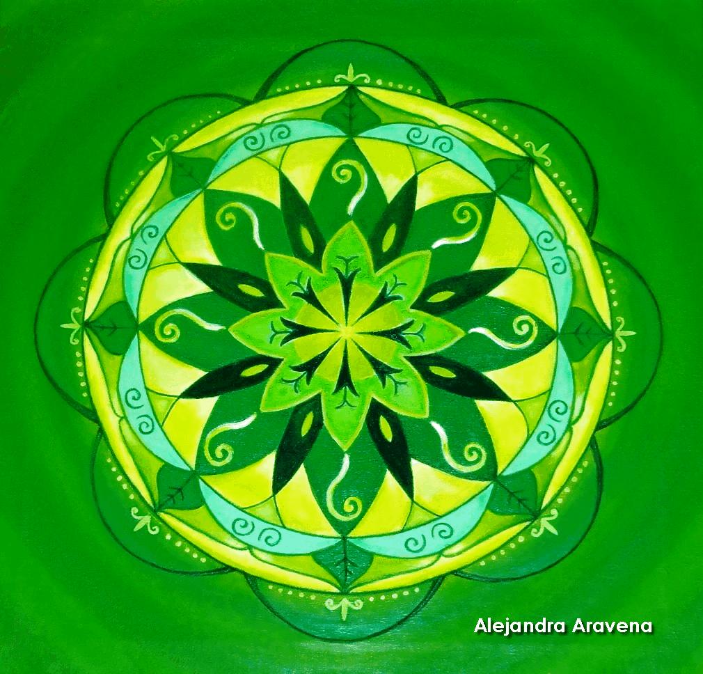 Mandalas El Significado De Los Colores Celina Emborg