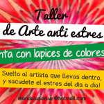 Arte antiestrés. Colorea con lápices de colores