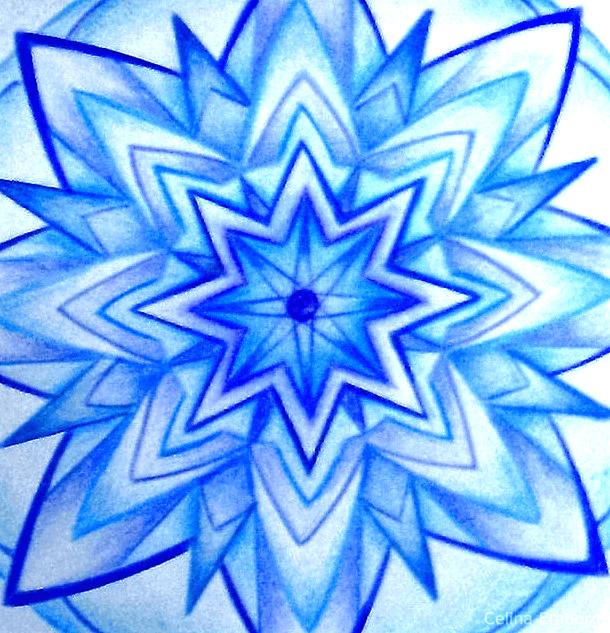 Colores Para Pintar Mandalas. Affordable Pinturas Y Color Mandalas ...