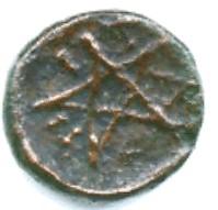 moneda griega con pentaculo 450 ac