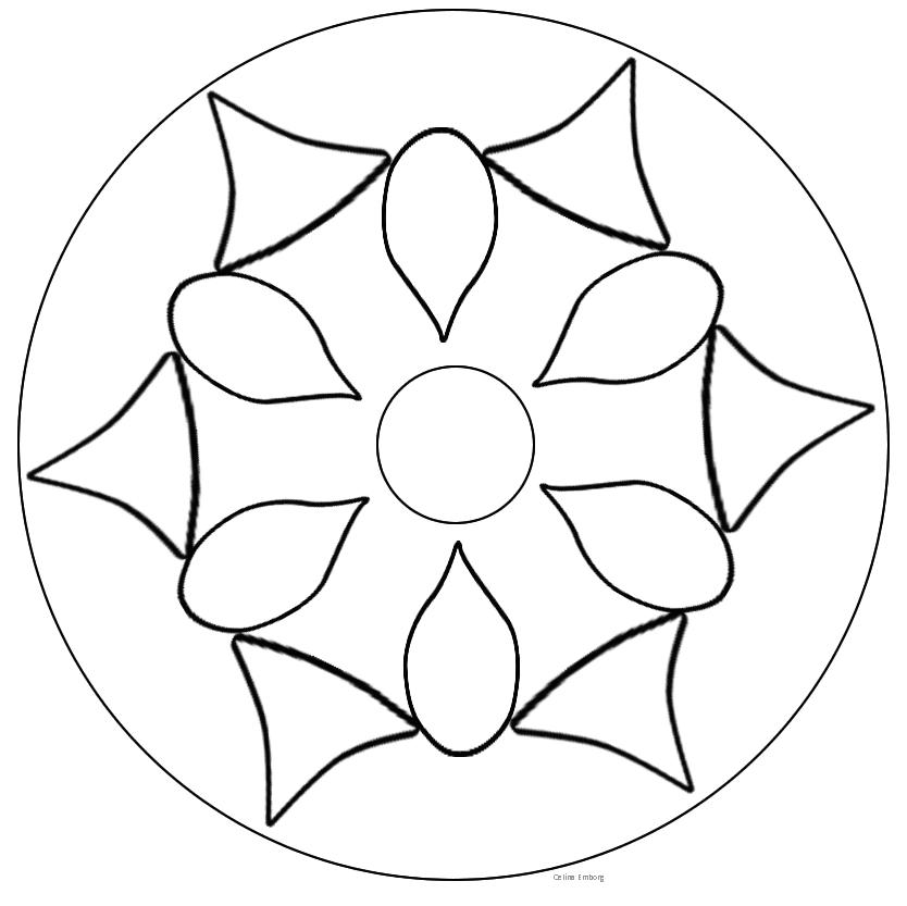 mandala-facil