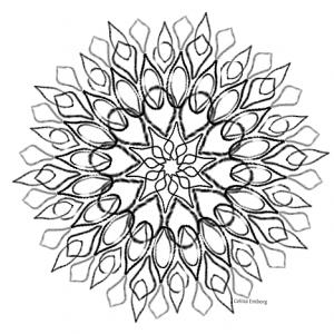 imagen-de-mandala-para-colorear