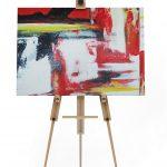 Taller de pintura abstracta