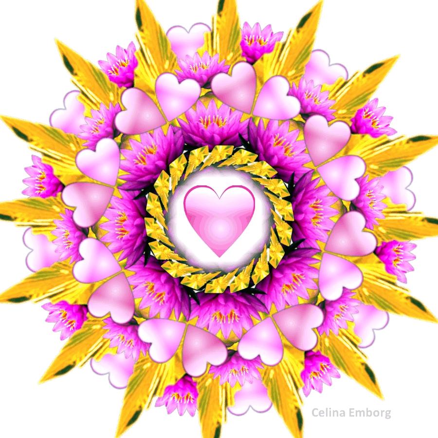 Mandala Del Amor Celina Emborg
