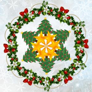 mandala-navideno
