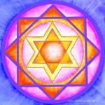 Mandala de la abundancia y prosperidad