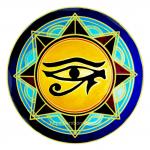 El Ojo de Horus. Mandala