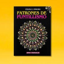 Tapa Libro de patrones para puntillismo